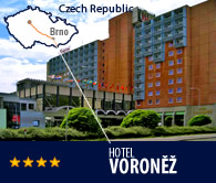 Hotels Brno - Czech republic